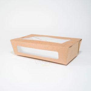 caja para ensalada de 900 cc chile